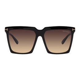 Tom Ford Black Sabrina Sunglasses FT0764