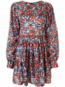 Lhd floral print mini dress LHD06D00123