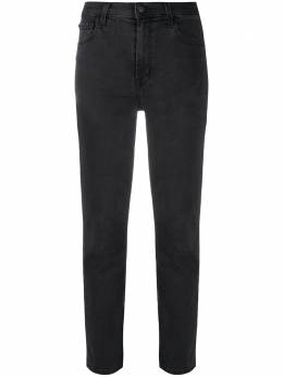 J Brand mid-rise cropped jeans JB003045