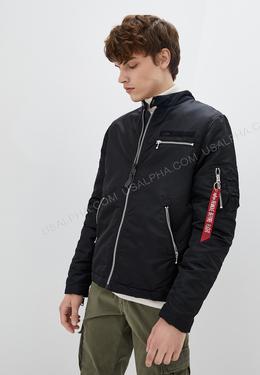 Куртка мужская Alpha Industries модель MJM47514C1_black 4389661