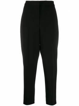 Theory high-rise cropped trousers K0609205