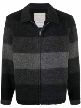 Stephan Schneider куртка в полоску AW2005