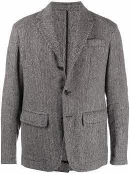 Dsquared2 пиджак с узором в елочку S71BN0840S39951
