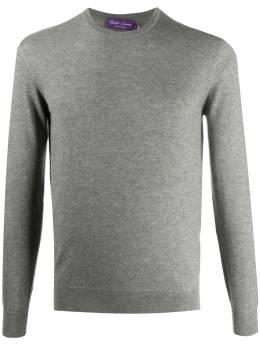 Ralph Lauren свитер в рубчик с длинными рукавами 790509395003