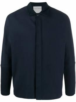 Stephan Schneider рубашка Comma с заостренным воротником AW200456