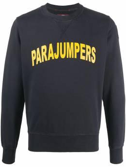 Parajumpers толстовка Caleb с логотипом PMFLECF01