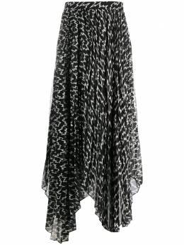 Isabel Marant юбка с принтом JU118320H043I