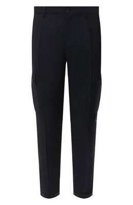 Шерстяные брюки-карго Dolce&Gabbana GWQ1ET/FURJV