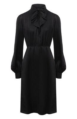 Шелковое платье Forte_Forte 7557