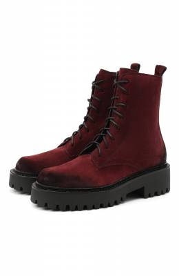 Замшевые ботинки Vic Matie 1Y5154D.Y10X050323