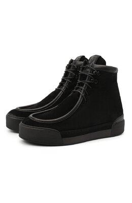 Замшевые ботинки Vic Matie 1Y5509U.V02C7FB001