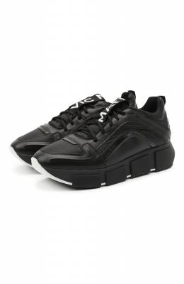 Кожаные кроссовки Vic Matie 1V7807DYU02TTJT001
