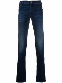 Jacob Cohen джинсы кроя слим с пятью карманами J622SLIMCOMF08771W35401