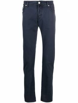 Jacob Cohen five pocket slim-fit trousers J62200305V