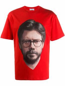 Ih Nom Uh Nit graphic print cotton T-shirt NUW20294
