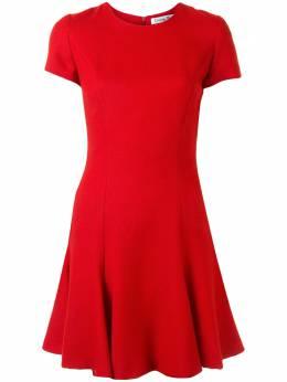 Christian Dior расклешенное платье 4A21658A1150