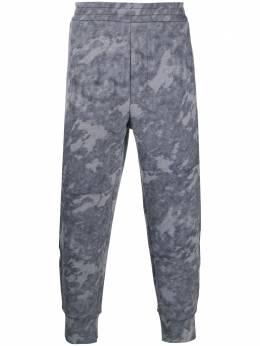Emporio Armani спортивные брюки с выбеленным эффектом 6H1P501JDUZ