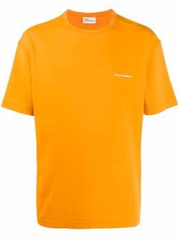 Drole De Monsieur logo-print crew neck T-Shirt FW20TS007OG