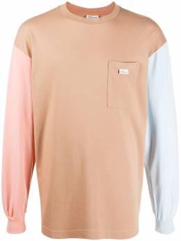 Drole De Monsieur colour block T-shirt FW20TS001TP