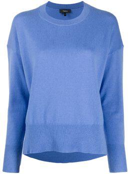 Theory свитер с боковым разрезом K0618719