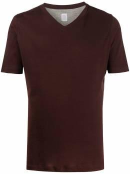 Eleventy футболка с V-образным вырезом B75TSHB03TSH26001