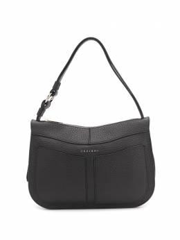 Orciani фактурная сумка на плечо из зернистой кожи B02083SOFT