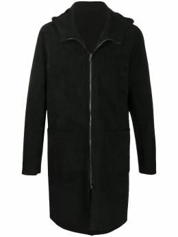 Salvatore Santoro пальто с капюшоном 39512U