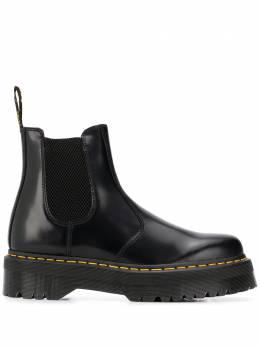 Dr. Martens ботинки на платформе 24687001PSBLACK