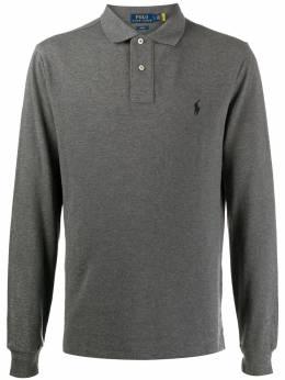 Polo Ralph Lauren рубашка поло с длинными рукавами 710681126046