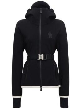 Куртка Windstopper Из Флиса Moncler Grenoble 72I4XY039-OTk50