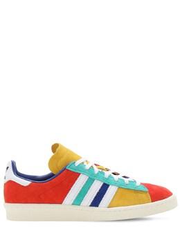 """Кроссовки """"кампус 80s"""" Adidas Originals 72I0KA039-TVVMVElDT0xPUg2"""