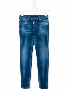 Dsquared2 Kids skinny jeans DQ01DXD00SF