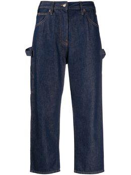 Mm6 Maison Margiela укороченные джинсы S52LA0138S30460