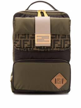Fendi рюкзак с логотипом FF 7VZ047AD1I