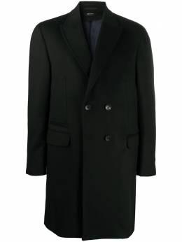 Z Zegna двубортное пальто 8987014DG4G0