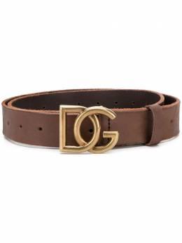 Dolce&Gabbana ремень с пряжкой DG BC4518AW597