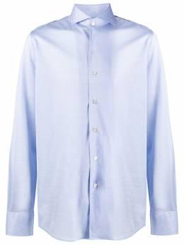Canali рубашка с длинными рукавами L756GN00845