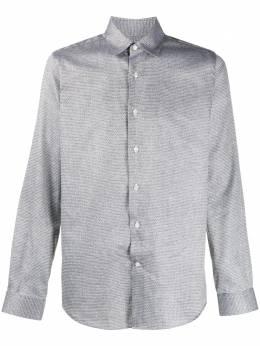 Canali рубашка с длинными рукавами L7C4GY02045