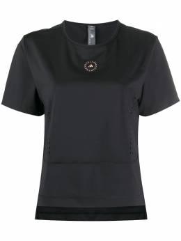 Adidas by Stella McCartney спортивная футболка Truestrength FU1585