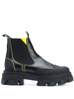 Ganni ботинки челси S1315