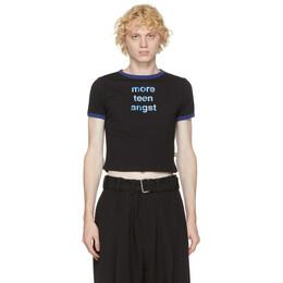Marc Jacobs Black Heaven By Marc Jacobs Teen Angst T-Shirt P1000101