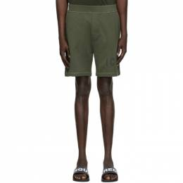 Dsquared2 Khaki Relaxed Fit Icon Shorts S79MU0007 S25042