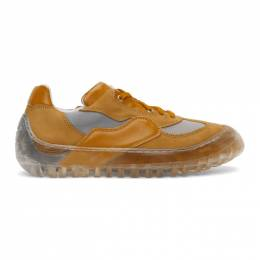A-Cold-Wall* Tan Suede 180 Strand Sneakers ACWUF003B