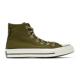Converse Green Gore-Tex® Utility Chuck 70 High Sneakers 168859C