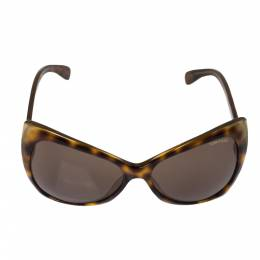 Tom Ford Brown Havana / Brown TF175 Nico Butterfly Sunglasses 328690