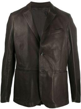 Ajmone куртка на пуговицах Z1PBLZ