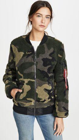 Куртка женская Alpha Industries модель WJM44500C1 4418126