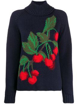 Pringle Of Scotland свитер с принтом WTK002