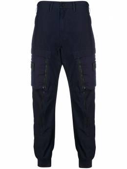 Stone Island Shadow Project зауженные брюки карго 7319301I1