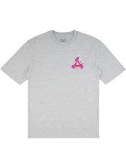Palace футболка Tri-Zooted Shakka P19TS245